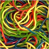 Gustaf's Rainbow Licorice Lace - 2 Lb. Bag