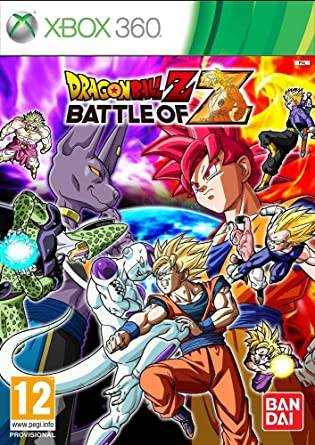 Dragon Ball Z: Battle Of Z - Standard Edition: Amazon.es: Videojuegos