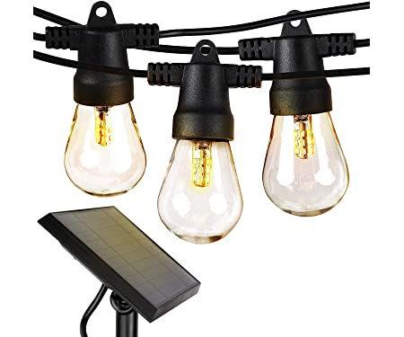 Brightech Ambience Pro Solar String Lights BJ-4TZ9-8ISY