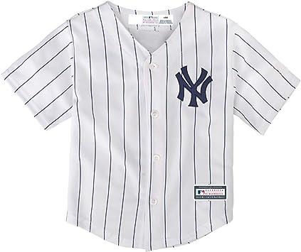 Outerstuff Mickey Mantle New York Yankees #7 - Camiseta para joven, Jovenetud S, Blanco: Amazon.es: Deportes y aire libre