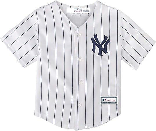 Outerstuff Mickey Mantle New York Yankees #7 - Camiseta para Joven