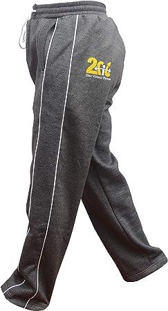 2Fit - Pantalones de chándal de Forro Polar para Hombre, para ...