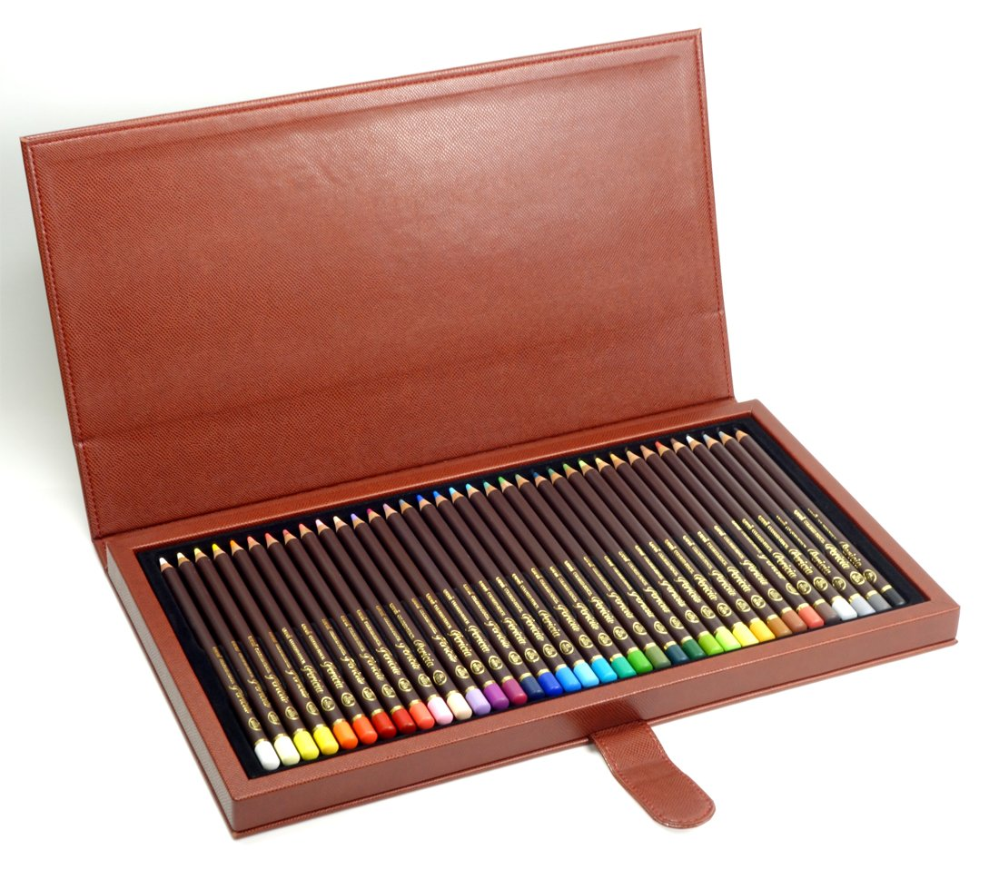 Mitsubishi Pencil Co., Ltd. colored pencil Uni colored pencil Perishia 12 colors set UCPPLC36C by Mitsubishi Pencil Co., Ltd. (Image #3)