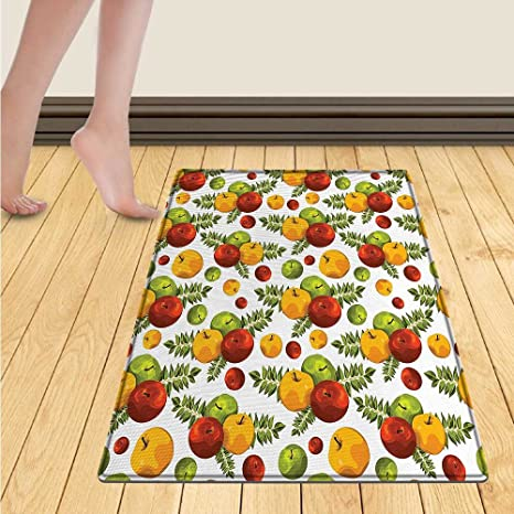 Amazon Apple Floor Mat For Kids Apple Harvest Theme With