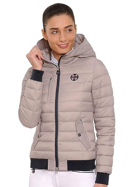 SPOOKS Damen Jacke, leichte Damenjacke mit Kragen