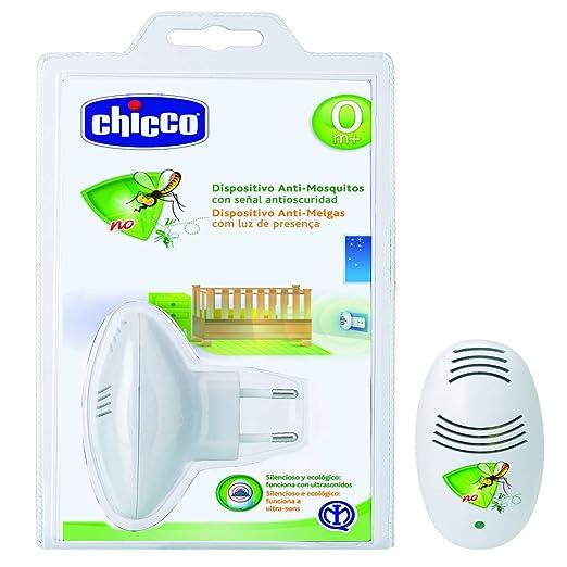 5 opinioni per Chicco Dispositivo Anti Zanzare con Spina- 59 gr