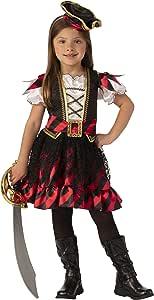 Rubie's Opus Collection Pirate Girl Costume, Medium