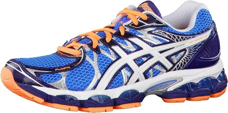 ASICS Gel- Nimbus 16 - Hombre (T435N); Azul 4201; Talla: Amazon.es: Zapatos y complementos