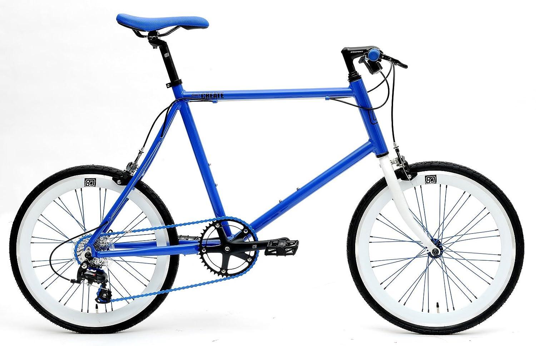 CREATE bikes クリエイトバイク CREATE C8G mini 510mm ブルー B00OOT0YVS