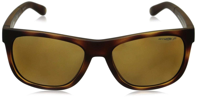 0d7ad3f095 Arnette Firedrill Lite AN4206-04 Polarized Rectangular Sunglasses
