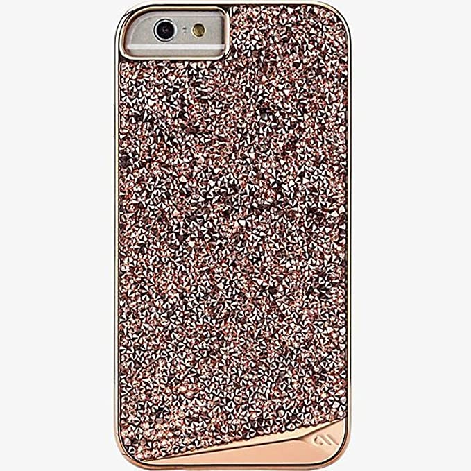 online store be556 18716 Case-Mate Brilliance Case for iPhone 6 Plus /6S Plus - Rose Gold