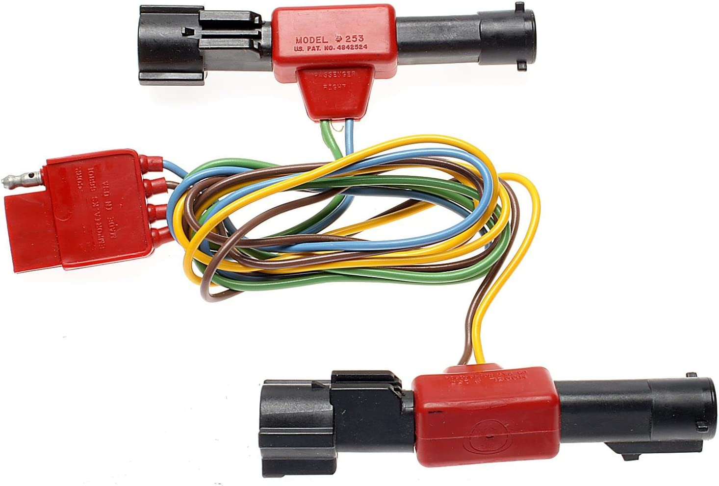 ACDelco TC173 Professional Inline to Trailer Wiring Harness Connector