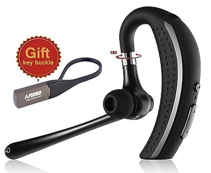 Auricular Bluetooth, Arobo V8 inalámbrico Bluetooth 4.1 HD estéreo auriculares/Auriculares/auriculares con