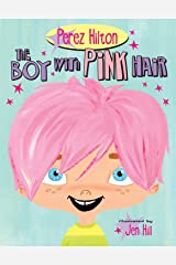 The Boy with Pink Hair Hardcover