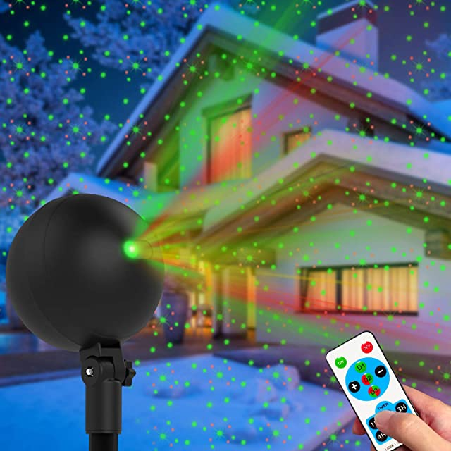Auxiwa Christmas Lights Projector