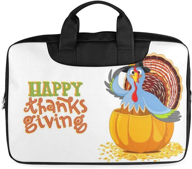 Laptop Notebook Custom Thanksgiving Day Gift and Turkey Handle ...