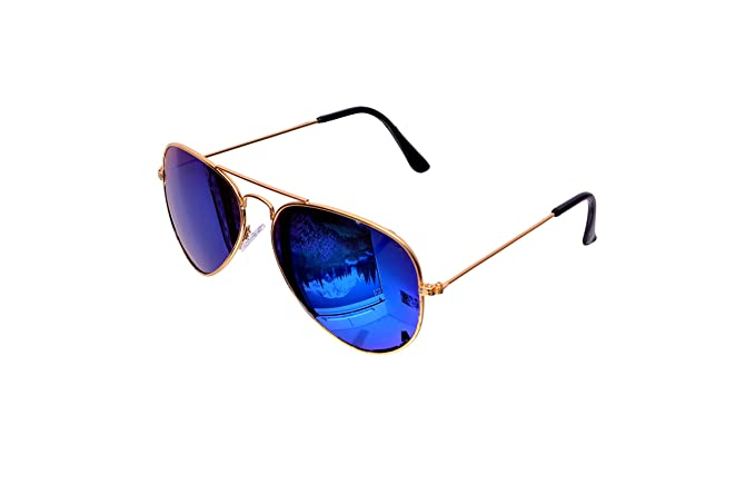 412c23ca51 Image Unavailable. Image not available for. Colour  Rst Aviator Unisex  Sunglasses(130