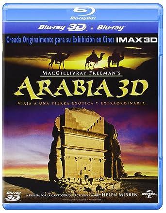 Arabia Blu-Ray Import 2012 Helen Mirren