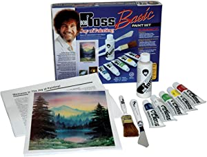 Martin/ F. Weber Bob Ross Basic Paint Set (R6505)