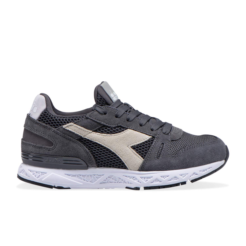 75075 - Dark Gull Grey Diadora - Sneakers Titan Reborn for Man