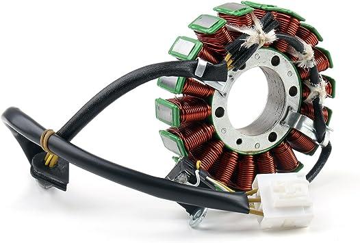JFG RACING motorcycle Magneto Statore bobina accensione Statore Magneto per Honda NSS250/x MF08/forza 250/x 2005/ /2007/NSS250EX mf-08/forza 250/EX 2005/ /2007
