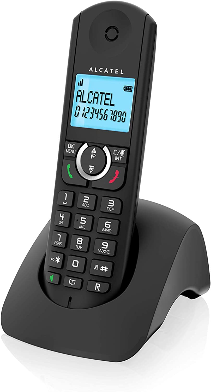 Alcatel-Home ALC31F380SN - Teléfono inalámbrico: Amazon.es: Electrónica