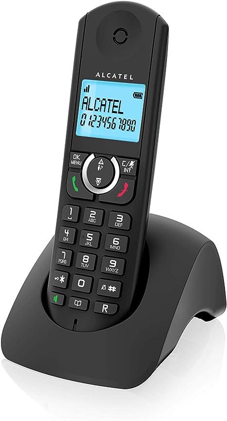 Alcatel-Home ALC31F380SN - Teléfono inalámbrico: Amazon.es ...