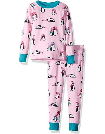 4676b8610070 Girls  Pyjama Sets  Amazon.co.uk