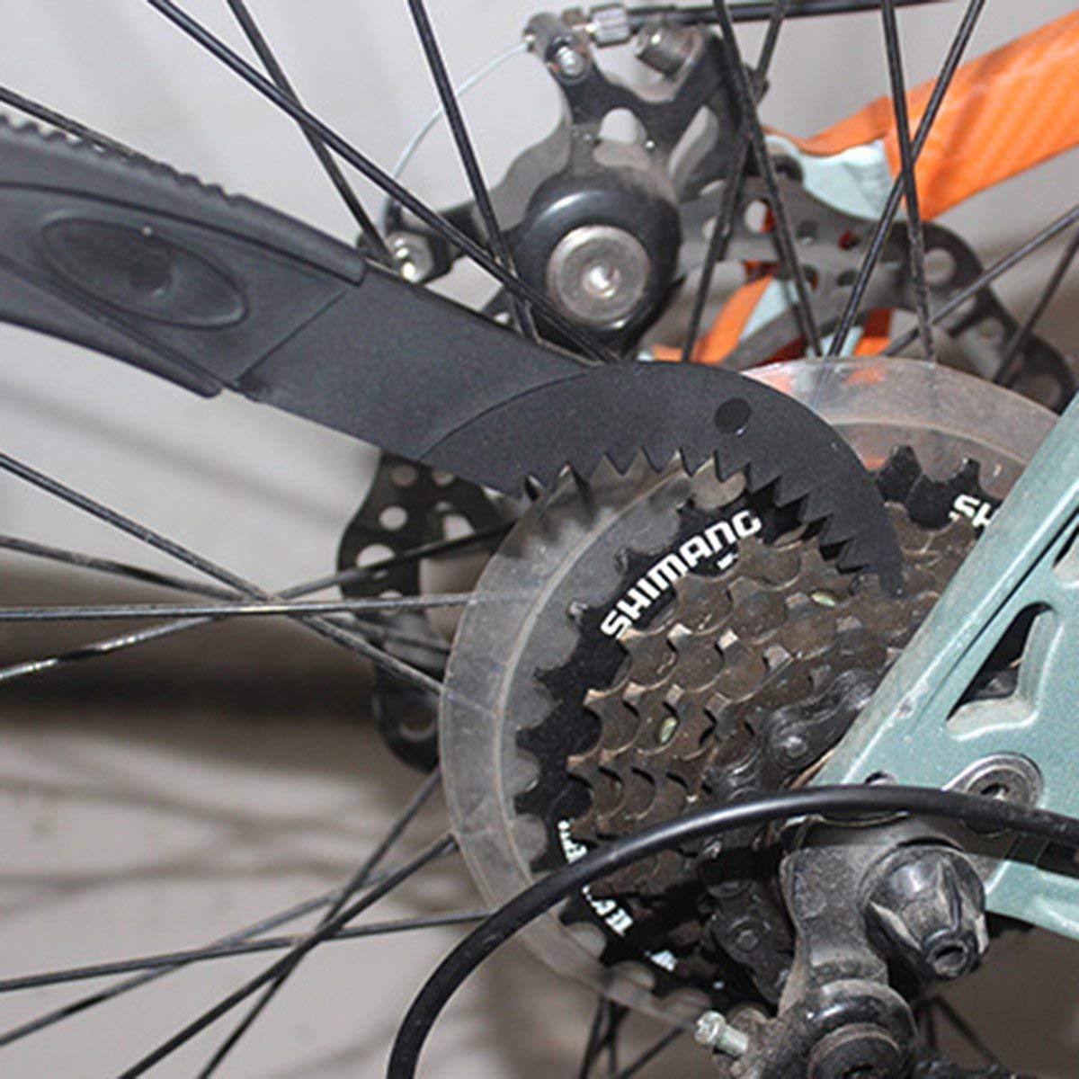 Gugutogo Diseño práctico Ciclismo Reparación Máquina Cepillos ...