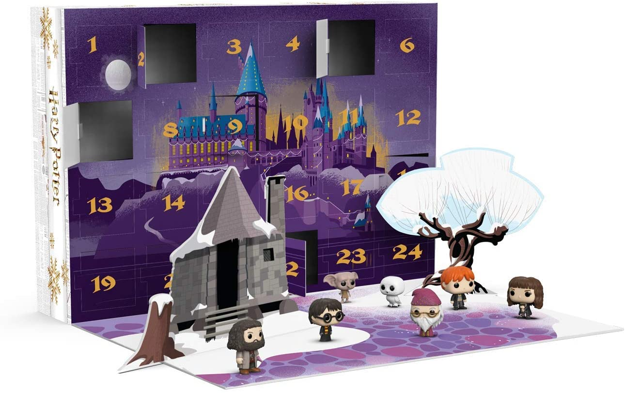 Harry Potter Pocket Pop Advent Calendar #1 FUNKO