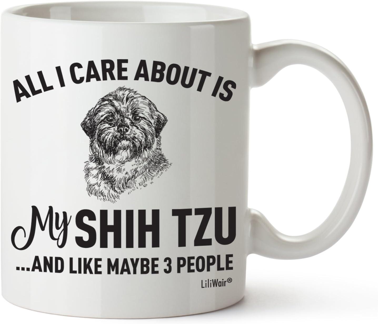 shih tzu stuff