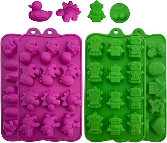 Silicone Fondant Mold Cake Vehicle Tyre Chocolate Soap Candy Baking Moulds HM