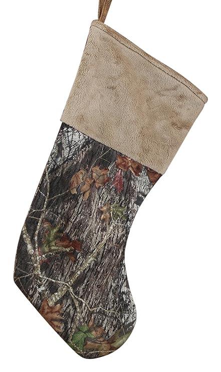 carstens mossy oak camo christmas stocking - Camo Christmas Stocking
