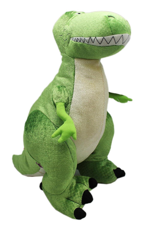 Amazon Com Disney Pixar S Toy Story Rex The Dinosaur Medium Size