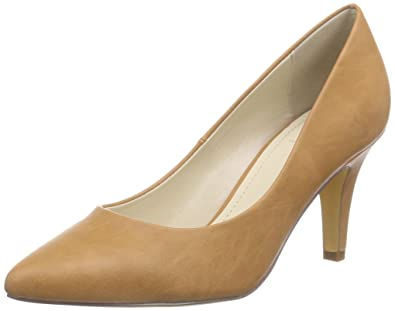 Another Pair of ShoesPriscilaaE2 - Scarpe con Tacco Donna , Marrone (Braun  (mid brown21