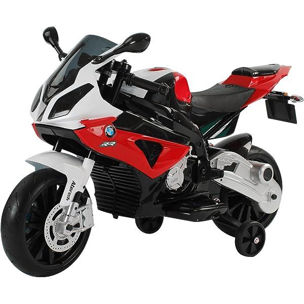 INJUSA- Moto ZX10 Ninja Kawasaki de 12 V, licenciada con ...