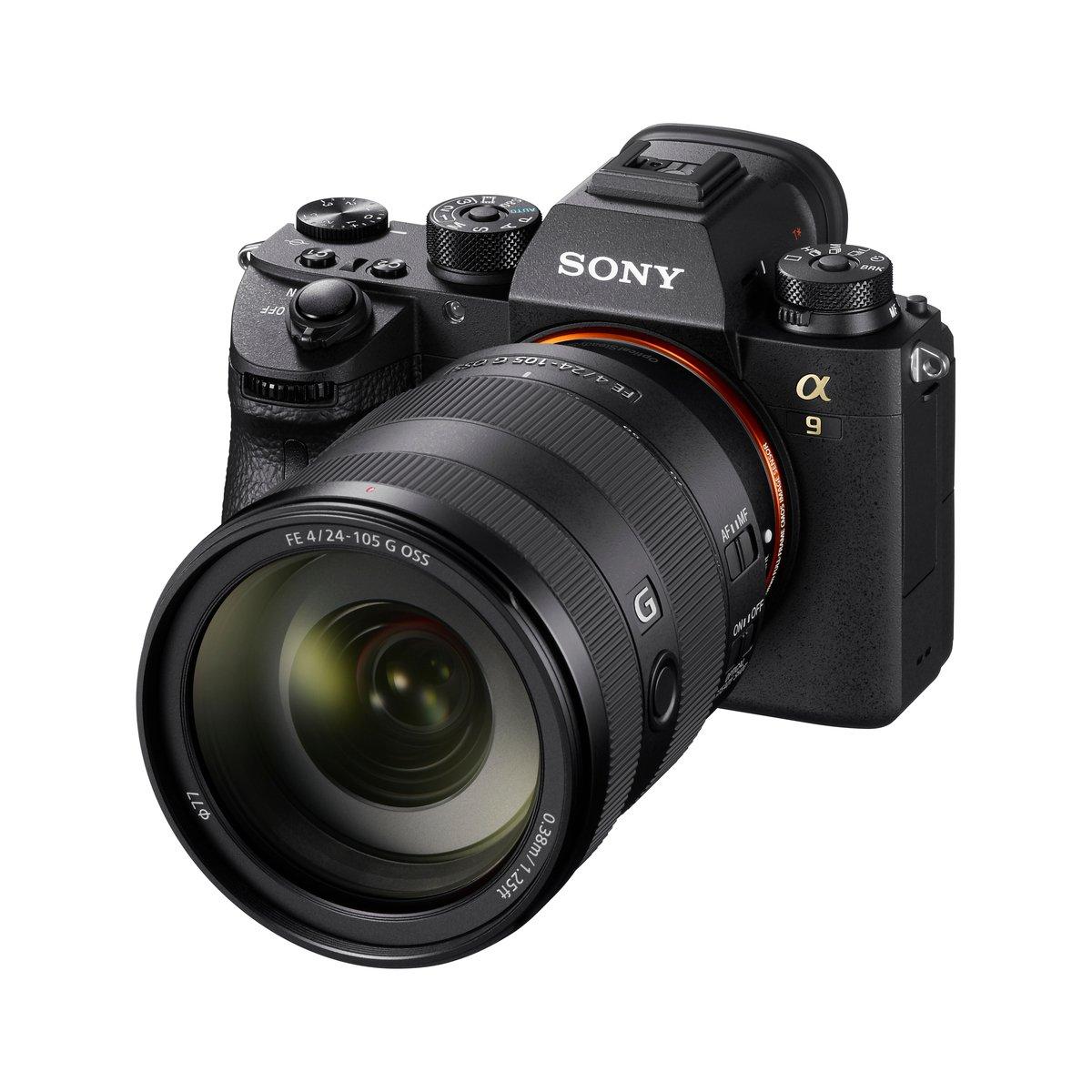 Sony SEL24105G.SYX - Objetivo para cámara Sony montura E, color ...