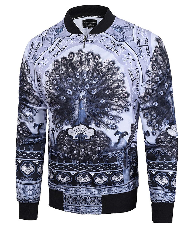 Amke Rapper XXX Sad Graphic Long Sleeve Button Fashion Sweatshirt Baseball Jacket