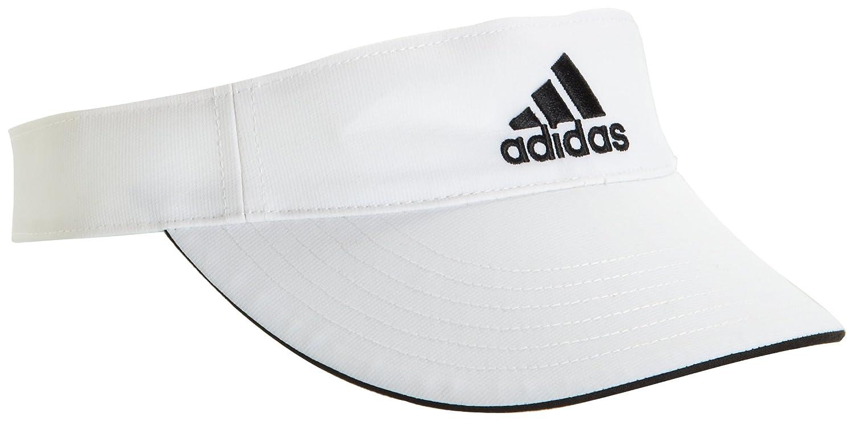 adidas - Visera para tenis (ClimaLite) blanco white white black Talla OSFW   Amazon.es  Deportes y aire libre a8e6eec0dfd