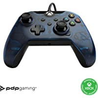 PDP Gaming Wired Controller: Midnight Blue - Xbox Series X|S, Xbox One, Xbox, Windows 10, 049-012-NA-BL - Xbox Series X