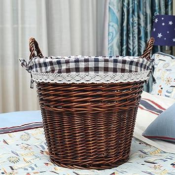 Kaige Cesto para ropa sucia Cesto de la ropa rota de cesta de ropa sucia lavandería