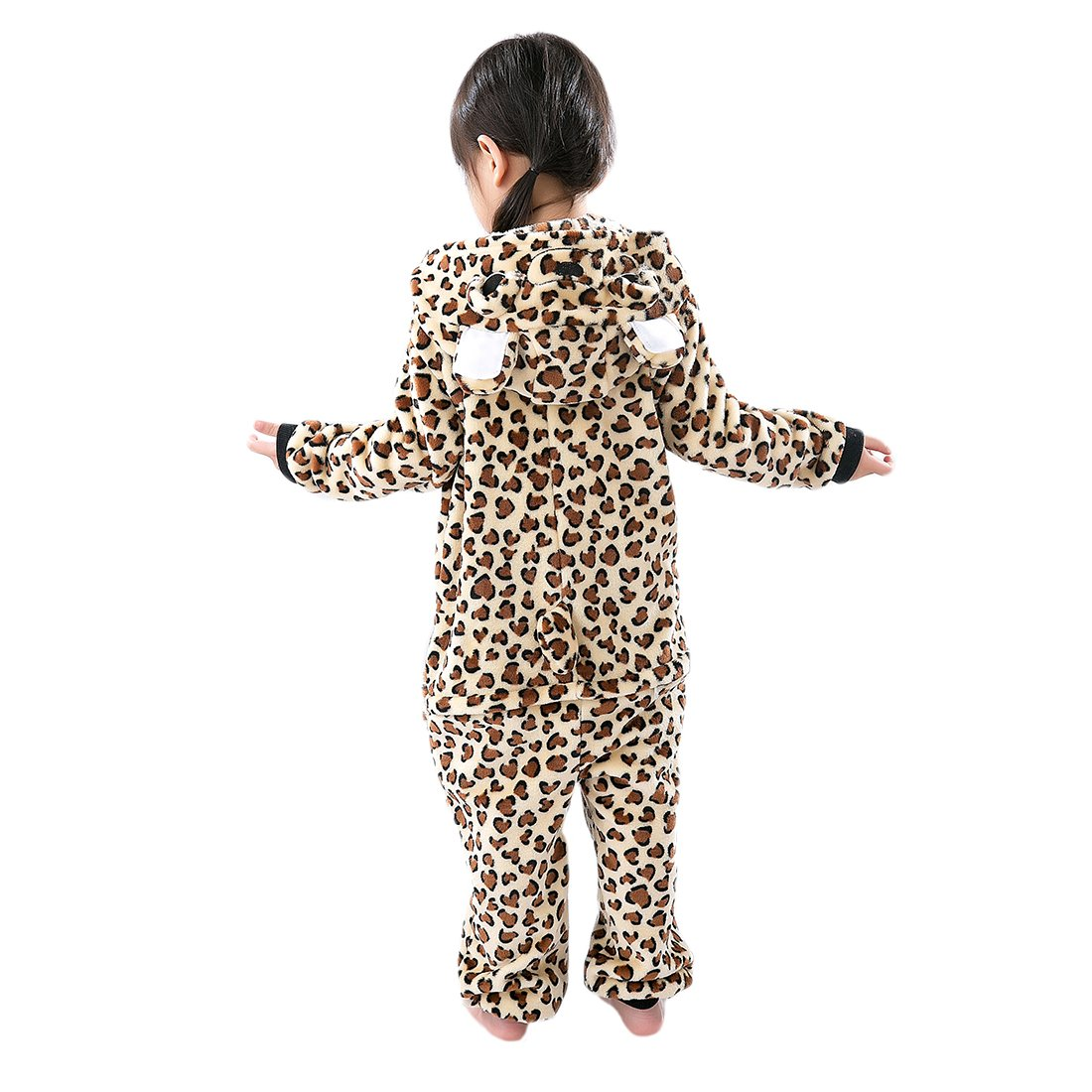 5237dccc06 DarkCom Niños Encantadores Sleepsuit Ropa De Dormir De Dibujos Animados De  Cosplay Mamelucos Pijama De Leopardo  Amazon.es  Ropa y accesorios