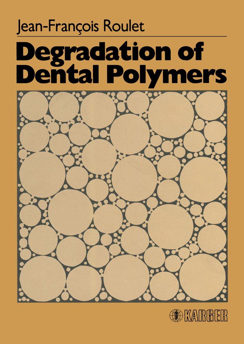 Degradation of Dental Polymers