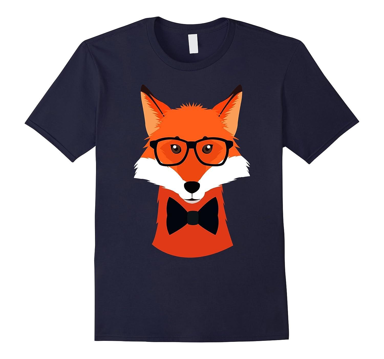 Hipster Fox T Shirt Zoo Animal Birthday ANZ