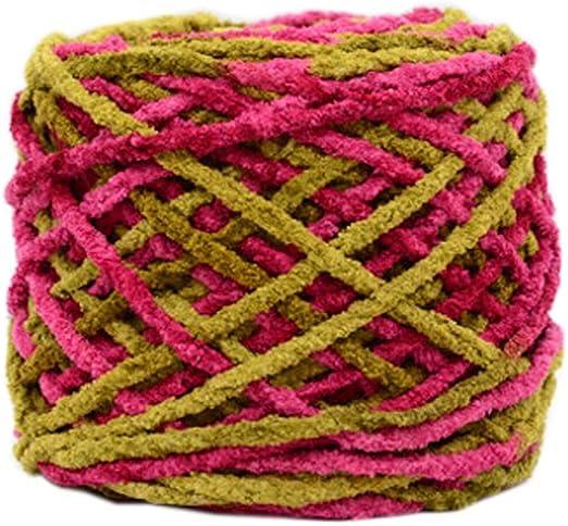 3 Pcs Hilos de algodón Knitting Kits Crochet Suministros para los ...