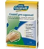 Igiene Corpo Dr. Ciccarelli Spugna Guanto Pre-saponato - Pacco da 10x5 gr - Totale: 50 gr