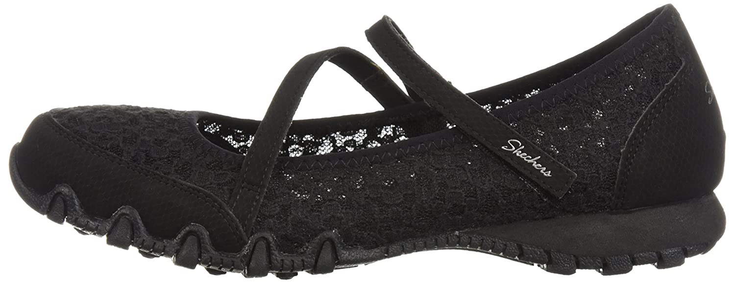 Skechers Women's Bikers Provocative Mary Jane with Laced