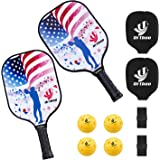 Amazon.com : Pickleball Paddle - Graphite Pickleball Rackets ...