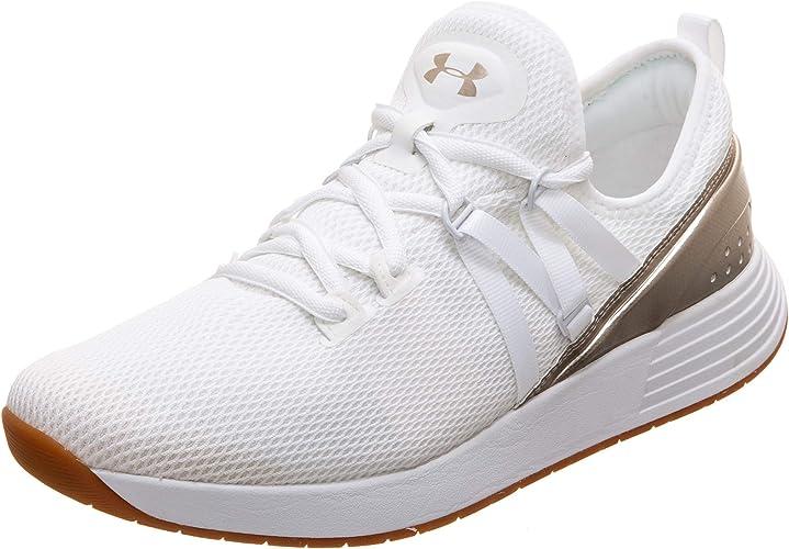 Ua W Breathe Trainer Fitness Shoes, 9.5