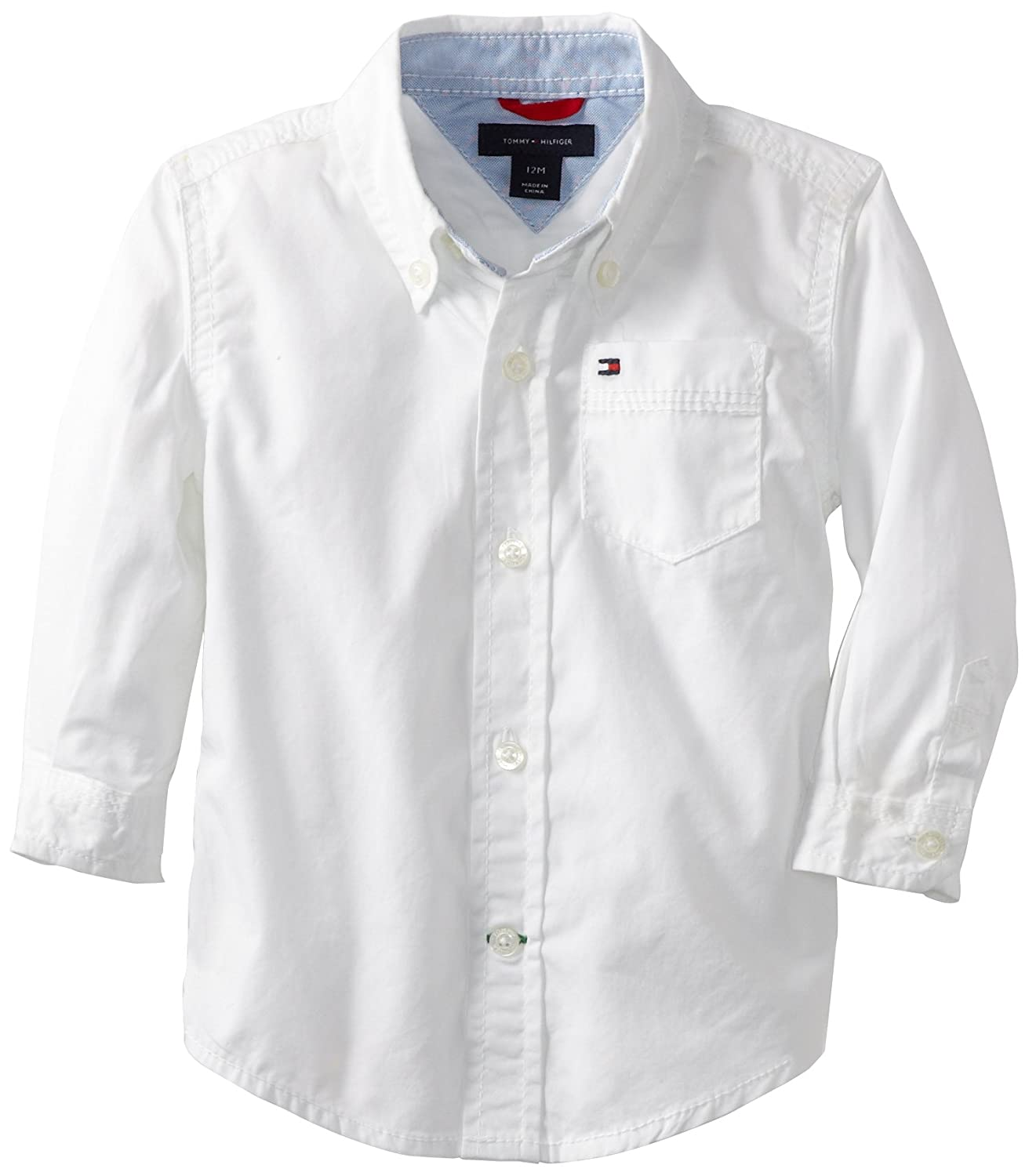Tommy Hilfiger Baby Boys' Classic Shirt Tommy Hilfiger Baby Apparel